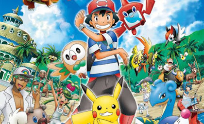 Pokémon Sun & Moon Episódio 92