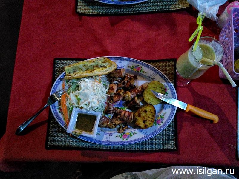 Кальмары. Сиануквиль. Камбоджа