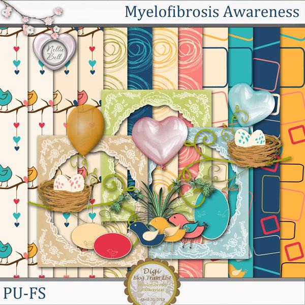 DBTL Myelofibrosis Awareness