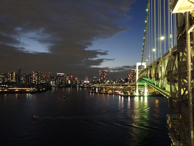 Walk across Rainbow Bridge