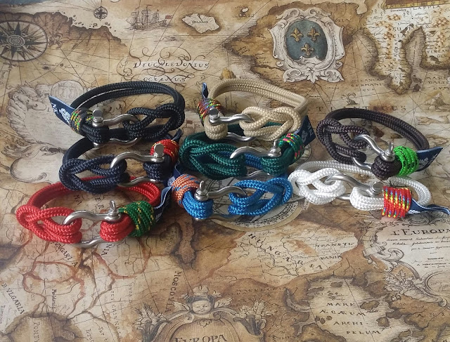 Pulsera náutica - Nautical Bracelet
