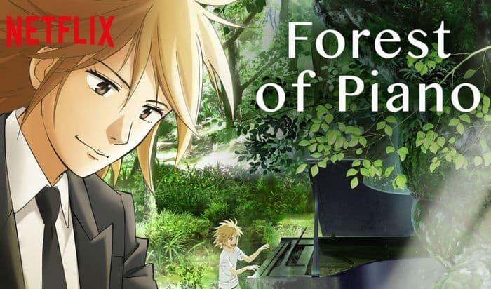 فيلم انمي Piano no Mori مترجم على عدة سرفرات للتحميل والمشاهدة المباشرة أون لاين