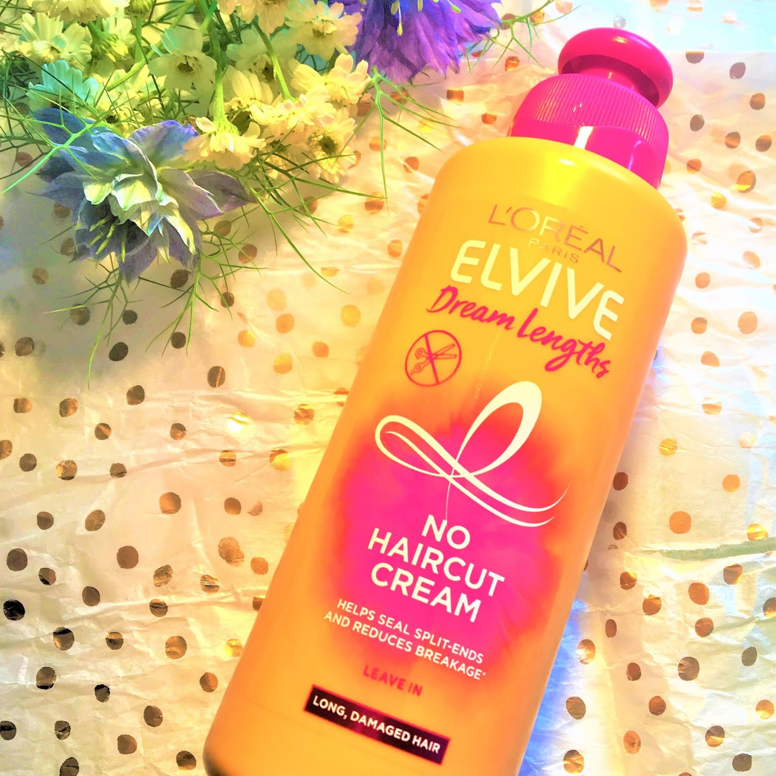 L'oreal Elvive Dream Lengths No Haircut Cream