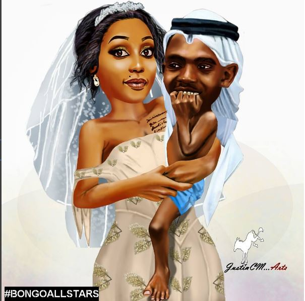 Dogo Janja (Janjaro) & Irene Uwoya - Wedding Day - Watch