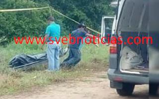 Balacera en Vega de Alatorre Veracruz deja un abatido