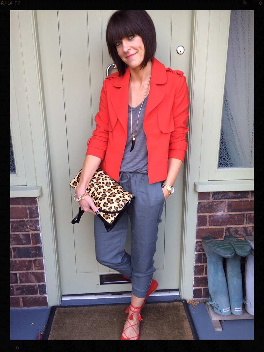 My Midlife Fashion, Leopard Print, Animal Print, Hush, Zara, Office Shoes, J Crew, Classic Pave Link Bracelet