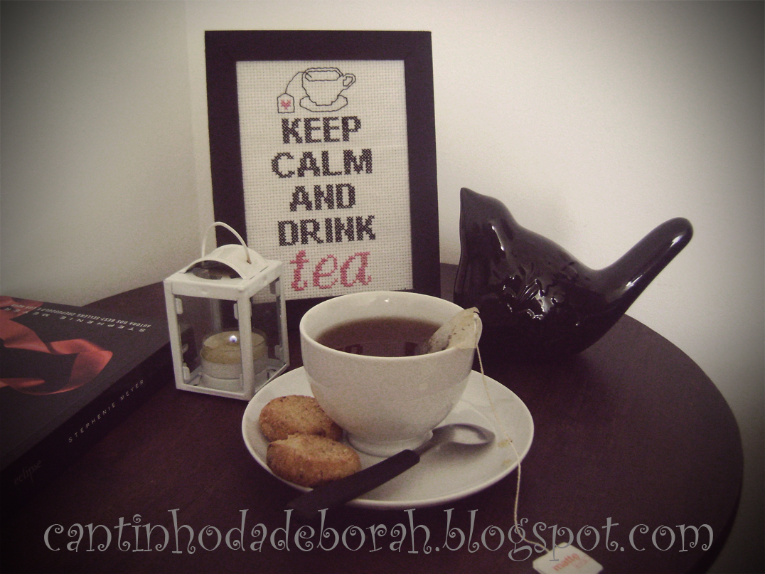 Que Significa Keep Calm: Cantinho Da Déborah: Janeiro 2012
