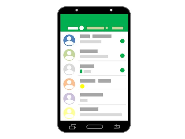 tanpa aplikasi kita bisa mengetahui isi pesan yang sudah ditarik