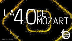 Concierto LA 40 DE MOZART Sinfonica Nacional