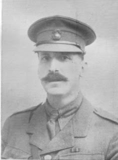Major Ernest Arthur Leonard