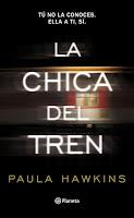 Resultado de imagen para LA CHICA DEL TREN, Paula Hawkins