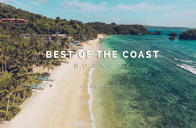 Highlights of the Best of the Coast PH - Boracay