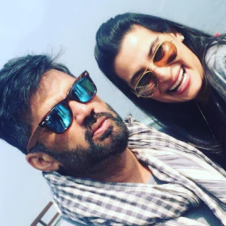 Mana shetty date of birth, photo, sunil shetty, wiki, biography, dob, husband and profile