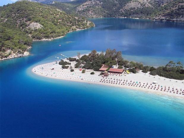 Türkiye'deki Güzel Tatil Yerleri
