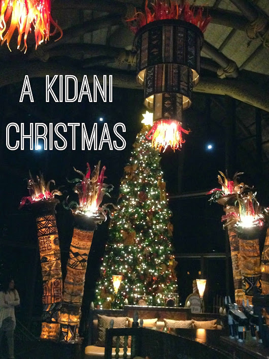 Surviving a Kidani Christmas