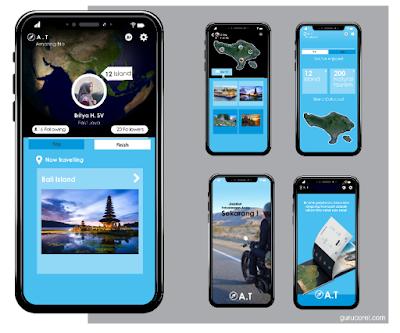 Jasa desain Online UI UX Murah Terpercaya