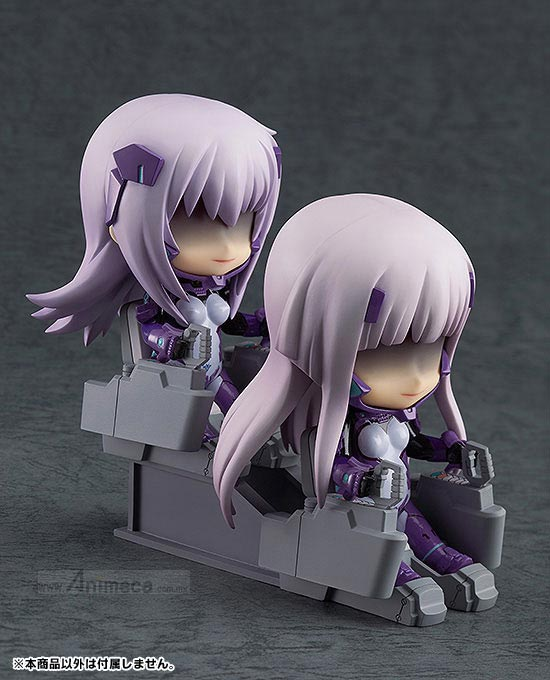 FIGURA CRYSKA BARCHENOWA NENDOROID Muv-Luv ALTERNATIVE TOTAL ECLIPSE