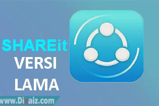 Download Shareit Versi Lama Apk Android Tanpa Iklan