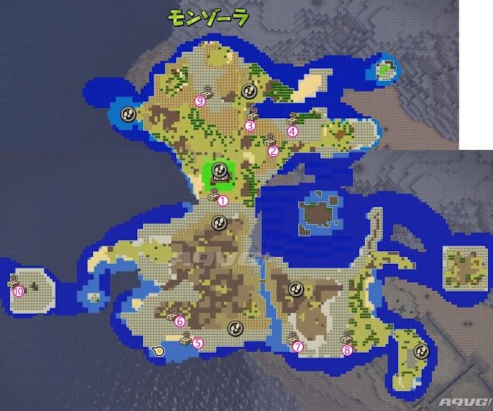 勇者鬥惡龍 創世小玩家 2 破壞神席德與空蕩島 全建造者謎題位置解法圖文攻略   娛樂計程車