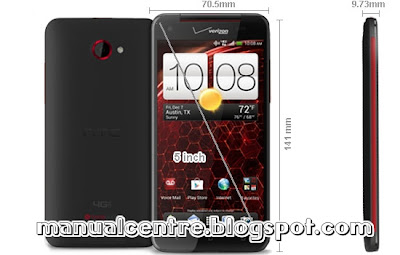 HTC Droid DNA: 8 MP camera