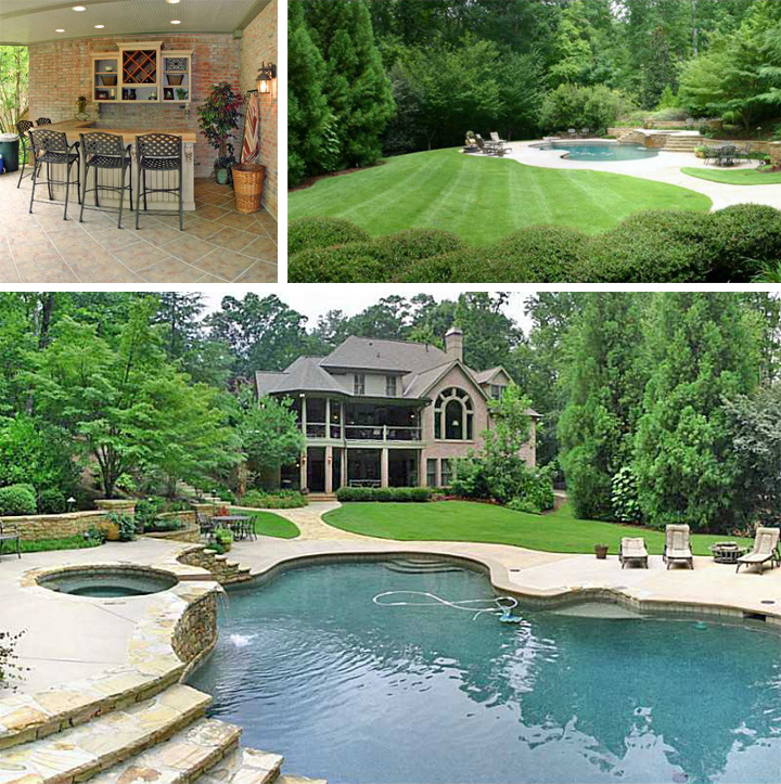 The Suburban Bachelor: Real Estate Agent Property: Chipper Jones Buys Suburban