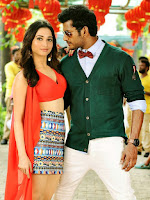 Vishal and Tamanna Okkadochadu Movie New Stills