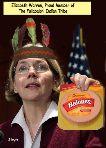 Social Media Commenters Have Created Funny Memes Depicting Warren As The Famous Native American What Follows Are Some Examples