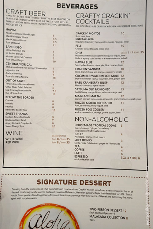 Grand Opening! Crackin\' Kitchen - Pasadena - Vegas and Food