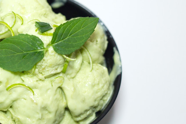 helado-de-aguacate, avocado-icecream