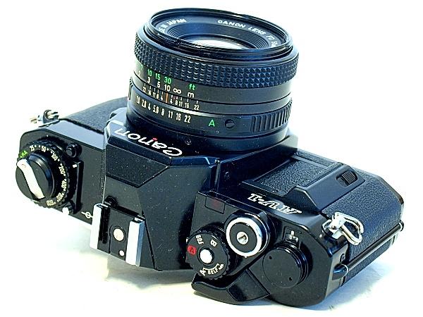 Canon AV-1, Canon FD 50mm f/1.8