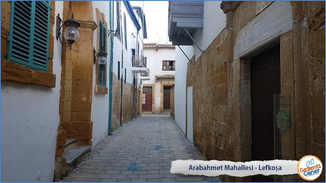 Arabahmet-Mahallesi-Lefkosa