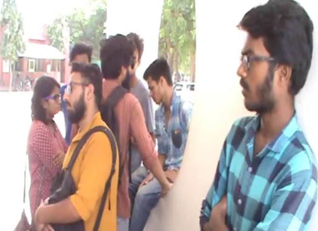 jnu-student-faridabad-police