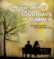 Movies like 500 Days of Summer, 500 Days of Summer poster