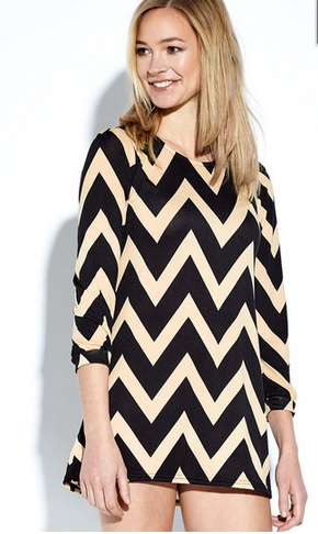 https://www.yoins.com/Zigzag-Print-Autumn-Mini-Shift-Dress-p-994977.html? Utm_source = Blog & utm_medium = 61400 y utm_campaign = G58C65C2574DB4 y utm_content = 2181