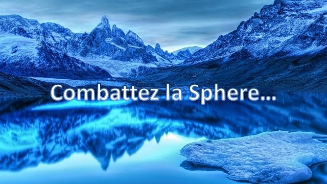 Sphere 3 de Stéphane Grare