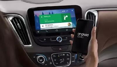 macchina android