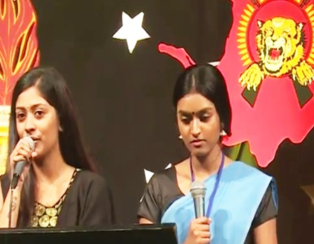 Inithana Ilahathil Azhagana Tamileelam.. – Maaveerar Naal 2016