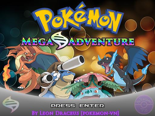Pokemon mega adventure mega ring