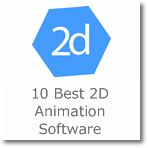 10 Best 2D Animation Software