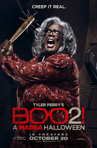 Boo 2! A Madea Halloween (BRRip 720p Dual Latino / Ingles) (2017)