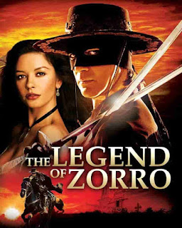 Download Film The Legend of Zorro (2005) Subtitle Indonesia
