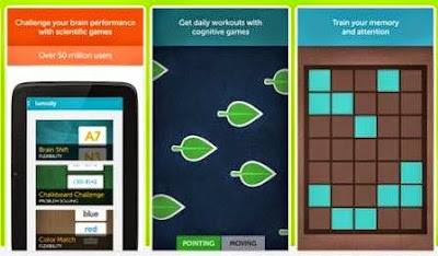 gambar game android lumosity