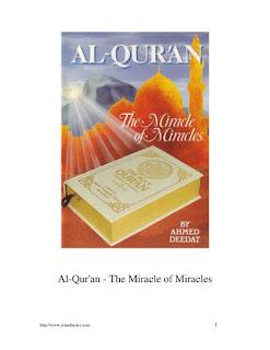 Al Quran The Miracle Of MiraclesEnglish Islamic Book