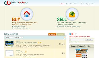 WebsiteBroker