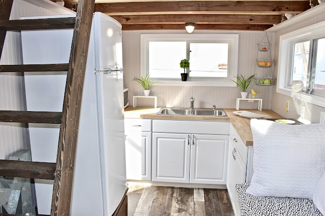 Chic Shack tiny house