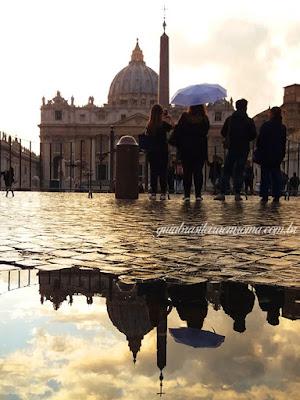 Roma em Dezembro 2017