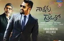 Watch Nannaku Prematho (2016) DVDScr Telugu Full Movie Watch Online Free Download