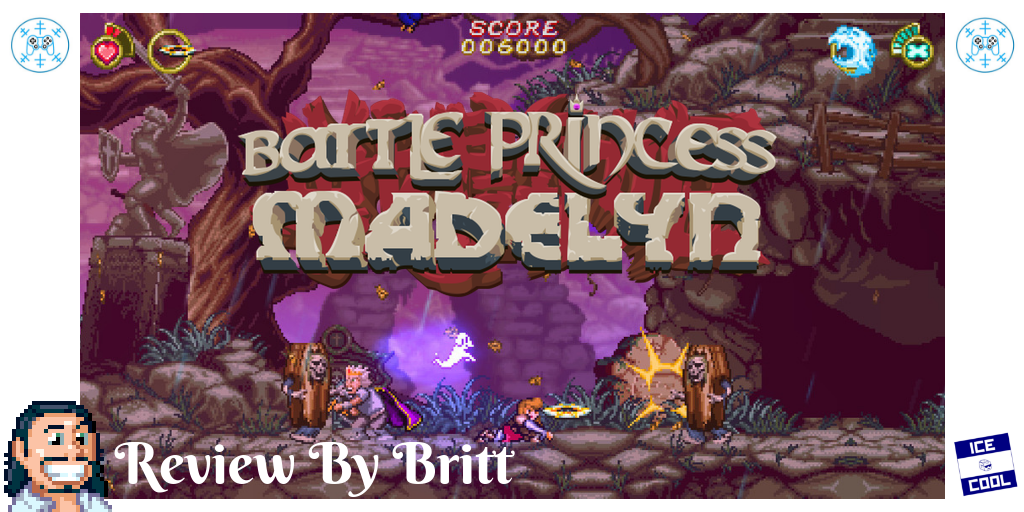 👸⚔ Review: Battle Princess Madelyn
