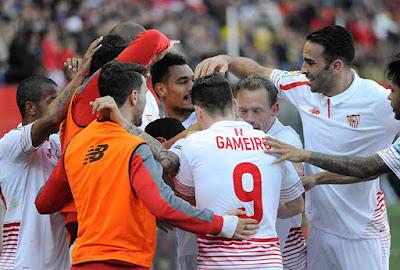 Crónica Sevilla FC 2 Vs UD Las Palmas 0
