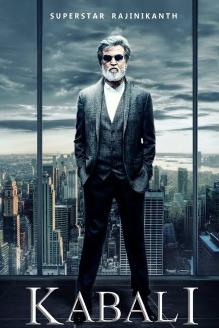 Kabali (2016) Hindi Dubbed 720p HDRip 1GB